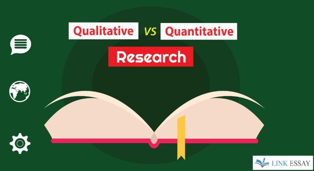 Qualitative vs Quantitave Research