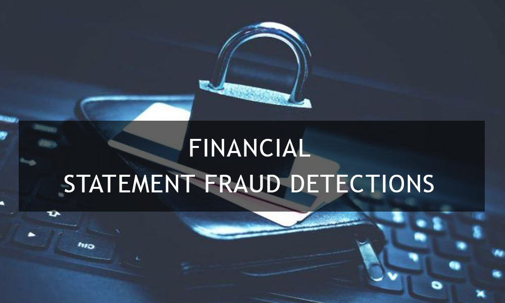 Financial Statement Fraud Detections
