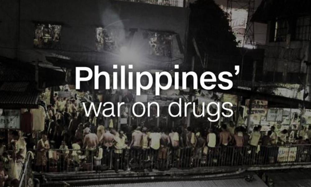 The Current Philippine Drug War