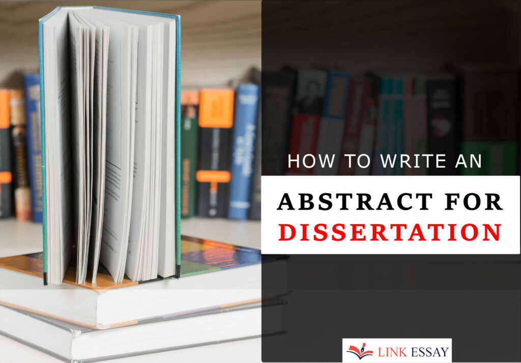 Writing Abstract for Dissertation
